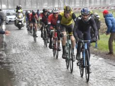 Alejandro Valverde cobblestones