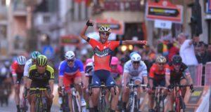 Vincenzo Nibali wins Milan Sanremo 2018