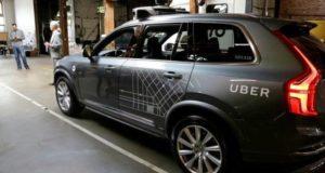 Uber car self driving cyclist killed