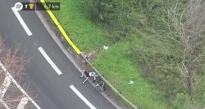 wout poels crash