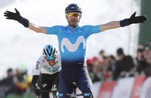 Alejandro Valverde wins stage 4 Volta a Catalunya