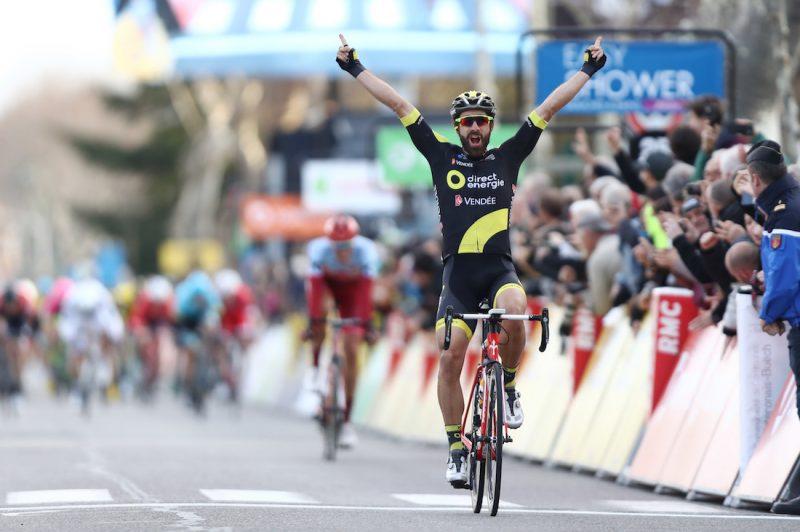 Jerome Cousin stage 5 paris nice 2018