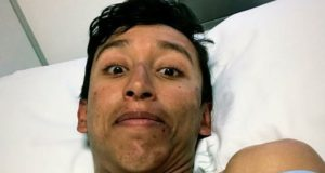 Egan Bernal injury