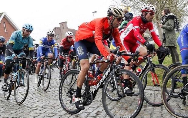 Vincenzo Nibali Tour of Flanders 2018