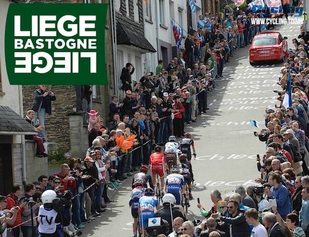 2018 Liege Bastogne Liege LIVE STREAM