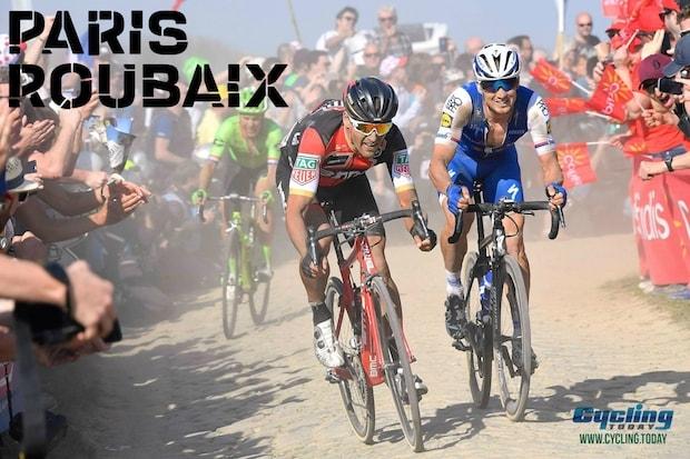 2018 PARIS-ROUBAIX LIVE STREAM