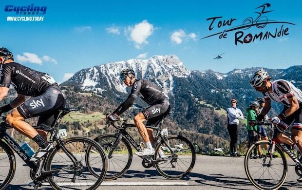 2018 Tour de Romandie LIVE STREAM
