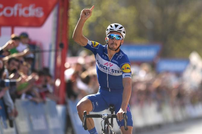 Julian Alaphilippe tour of the basque country 2018 stage 1