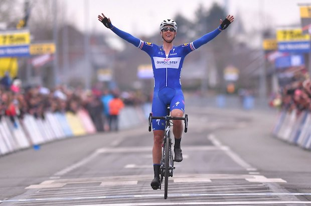 Niki Terpstra wins TOur of Flanders 2018