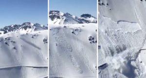 Stelvio clear of snow