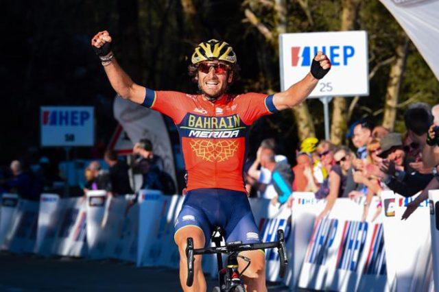 Manuel Boaro stage 5 Tour of Croatia
