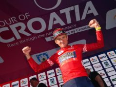 Kanstantsin Siutsou tour of croatia 2018
