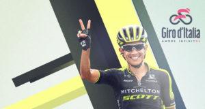 Esteban Chaves giro d'italia 2018