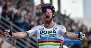 Peter Sagan Paris Roubaix 2018
