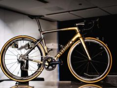2018 Sagan Collection Tarmac gold