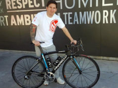 Lionel Messi bicycle