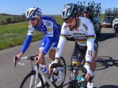 Tom Boonen and Peter Sagan