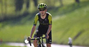 Mikel Nieve wins stage 20 giro d'italia 2018