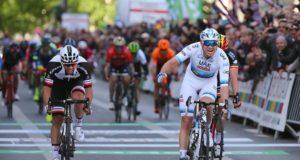Alexander Kristoff wins Eschborn-Frankfurt