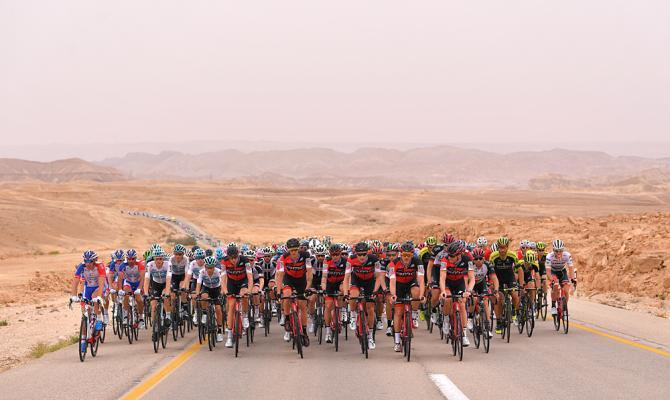Israel desert Giro d'Italia