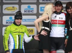 Peter Sagan groping
