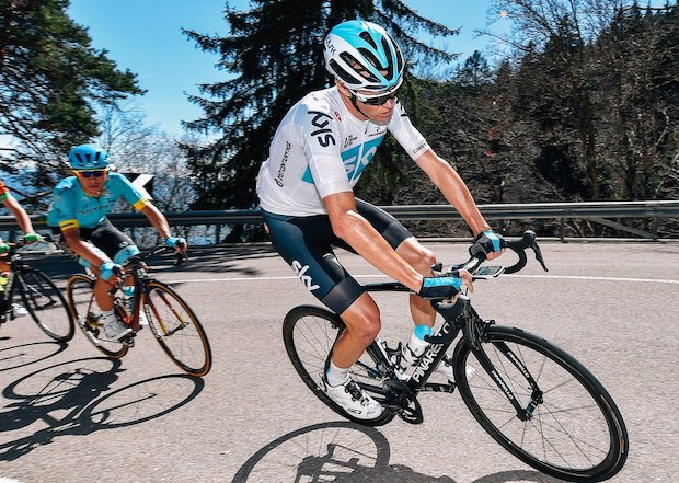 Chris Froome giro 2018 stage 6 mount etna