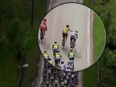 Lars Boom punches rider tour of norway