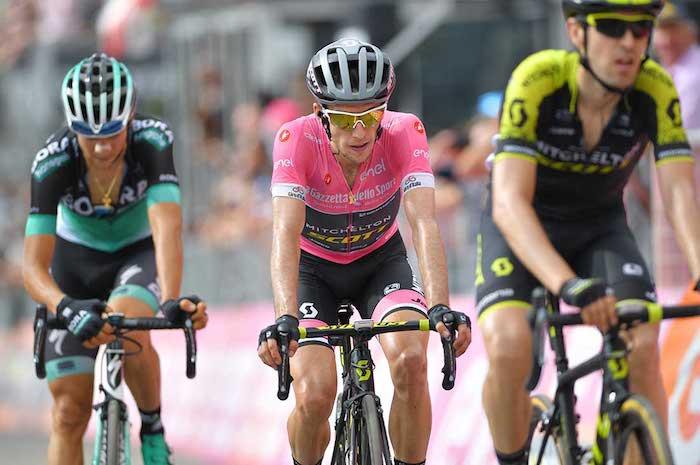 Simon Yates giro 2018 stage 18