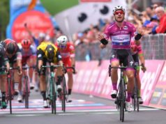 Elia VIviani stage 13 giro d'italia 2018