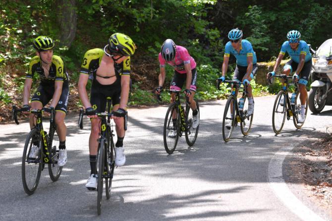 Simon Yates giro 2018 stage 19