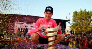 Chris Froome wins giro 2018
