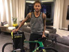neymar scott bike