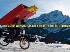 10 reasons why cyclists are a disaster for economy