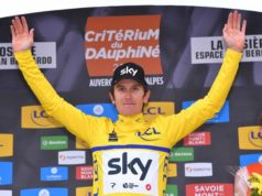 Geraint Thomas wins Dauphine 2018