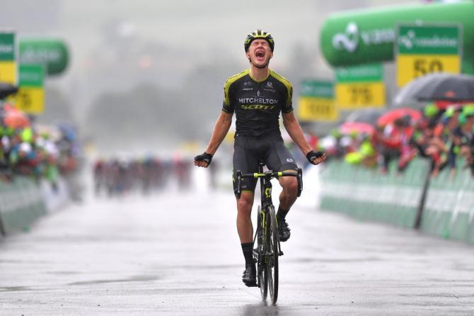 Christopher Juul Jensen wins stage 4 tour de suisse 2018