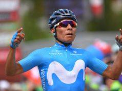 Nairo Quintana wins stage 7 tour de suisse 2018
