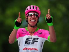Rigoberto Uran wins stage 3 Tour of Slovenia 2018