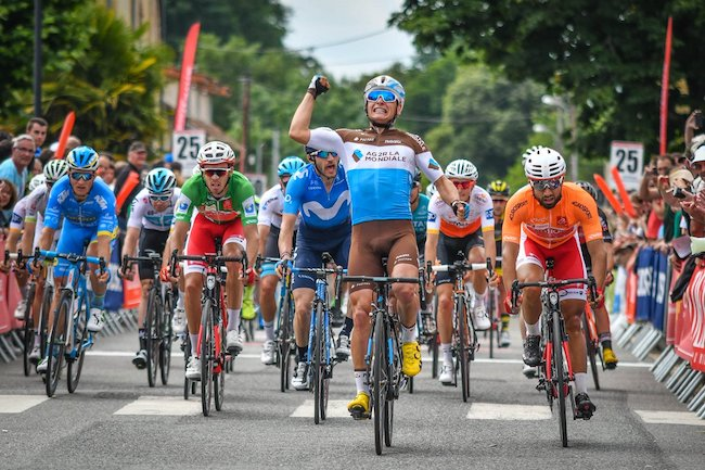 Clement Venturini wins stage 2 Route d'Occitanie 2018