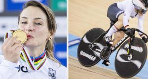 Kristina Vogel crash velodrome