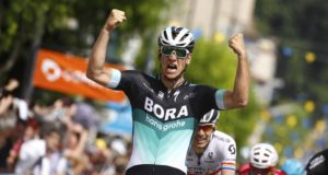 Pascal Ackermann wins stage 2 dauphine 2018