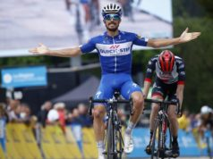 Julian Alaphilippe wins stage 4 dauphine 2018