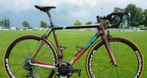 Jakob Fuglsang's custom-painted Argon 18 Gallium Pro