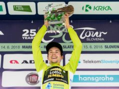 Primoz Roglic wins Tour of Slovenia 2018