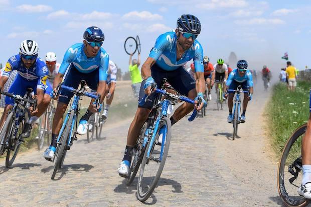 Alejandro Valverde stage 9 tour de france 2018