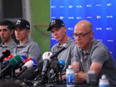 Chris Froome press conference tour de france 2018