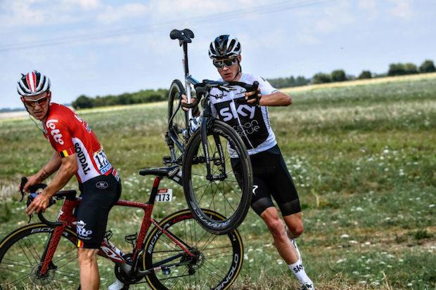 Chris Froome tour de france 2018