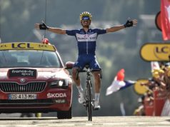 Julian Alaphilippe wins stage 10 tour de francde 2018