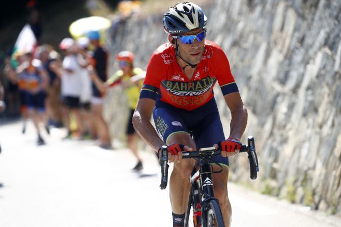 Vincenzo Nibali abandon tour de france 2018