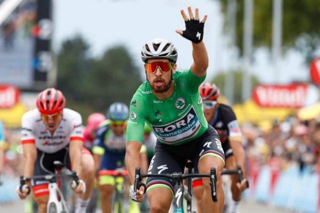 Peter Sagan wins stage 13 tour de france 2018
