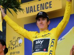 Geraint Thomas tour de france 2018
